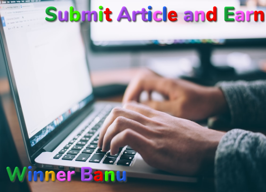 Publish Your Article and Earn