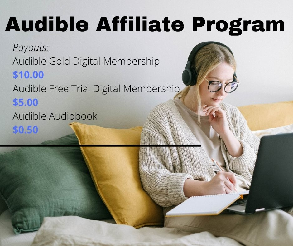 audible affiliate program Singapore